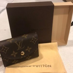 Louis Vuitton LV compact wallet